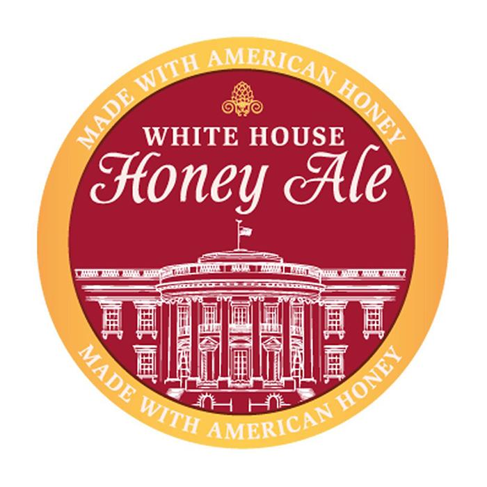 White House Honey Ale - Urban Brewers