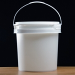 2.0 Gallon Bucket Only, no lid