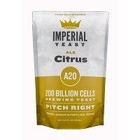 A20 Citrus - Imperial Organic Yeast