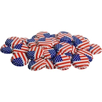 American Flag Oxygen Absorbing Bottle Caps