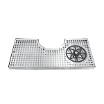DRIP TRAY DTC18SSR, Surface Mount