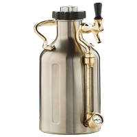 uKeg 64 Pressurized Growler