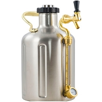 uKeg 128 Pressurized Growler