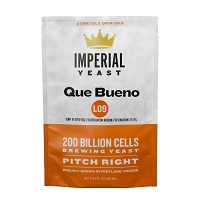 L09 Que Bueno Mexican Lager - Imperial Organic Yeast