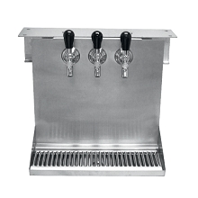 Under Bar Mount Dispenser - 3 lines