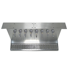 Under Bar Mount Dispenser - 8 lines