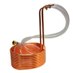 Immersion Wort Chiller - 25  Standard Copper (3/8