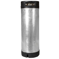 Reconditioned Dual Handle 5 Gallon Ball Lock Keg