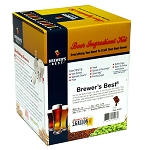 Brewer's Best Raspberry Golden Ale Recipe Kit of 1 Gallon