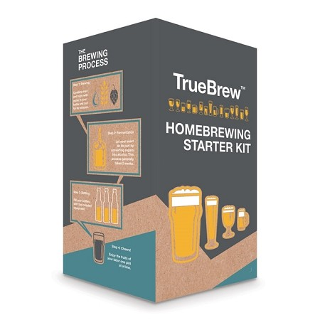 TrueBrew™ Deluxe Starter Kit w/Glass Carboy