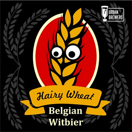 Hairy Wheat Belgian Witbier - All Grain Recipe Kit