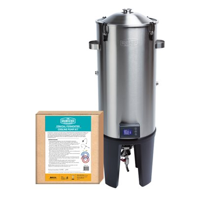 The Grainfather - Conical Fermenter Basic Cooling Edition