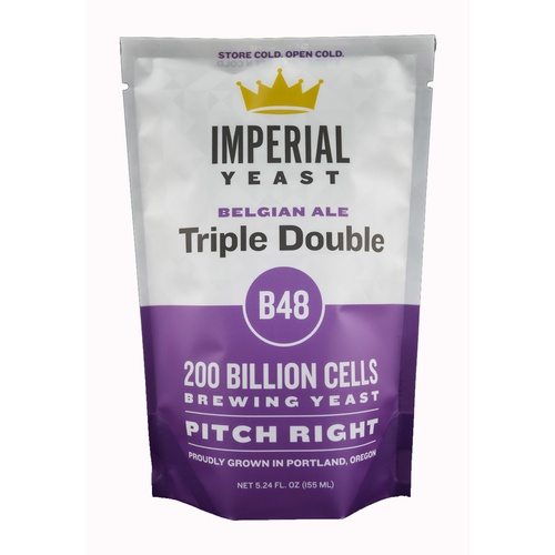 B48 Triple Double - Imperial Organic Yeast