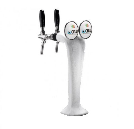 Beer Tower COBRA 2 ICE, LED