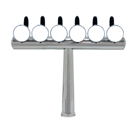 Beer Tower Havana 6 Chrome LED