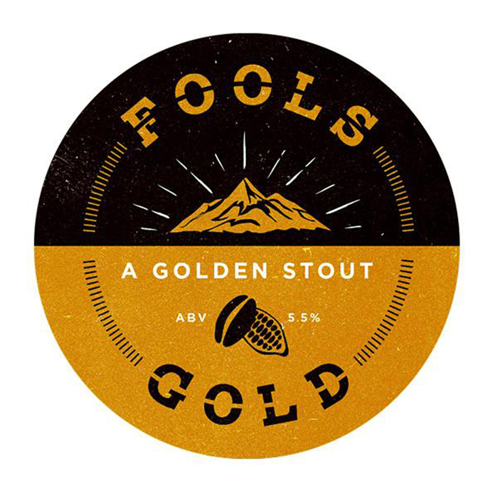 Fool's Gold: A Golden Stout