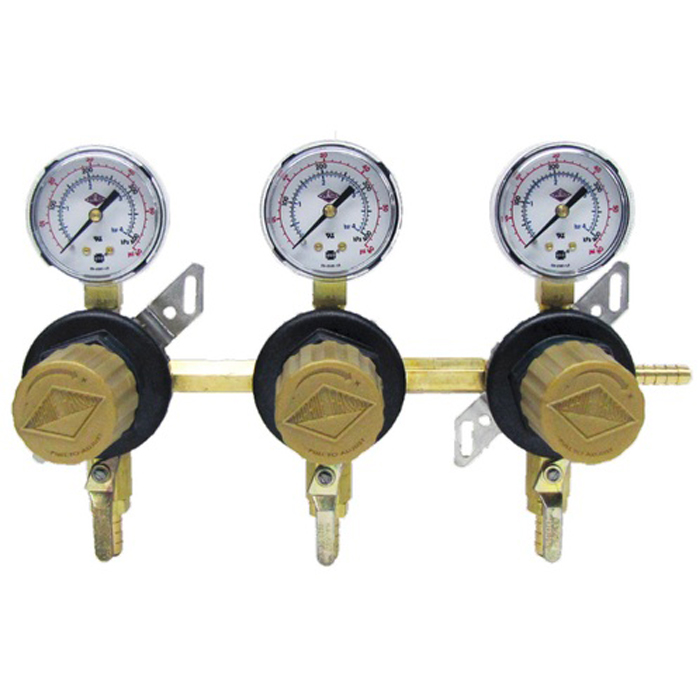 Secondary Regulator - 3 Way