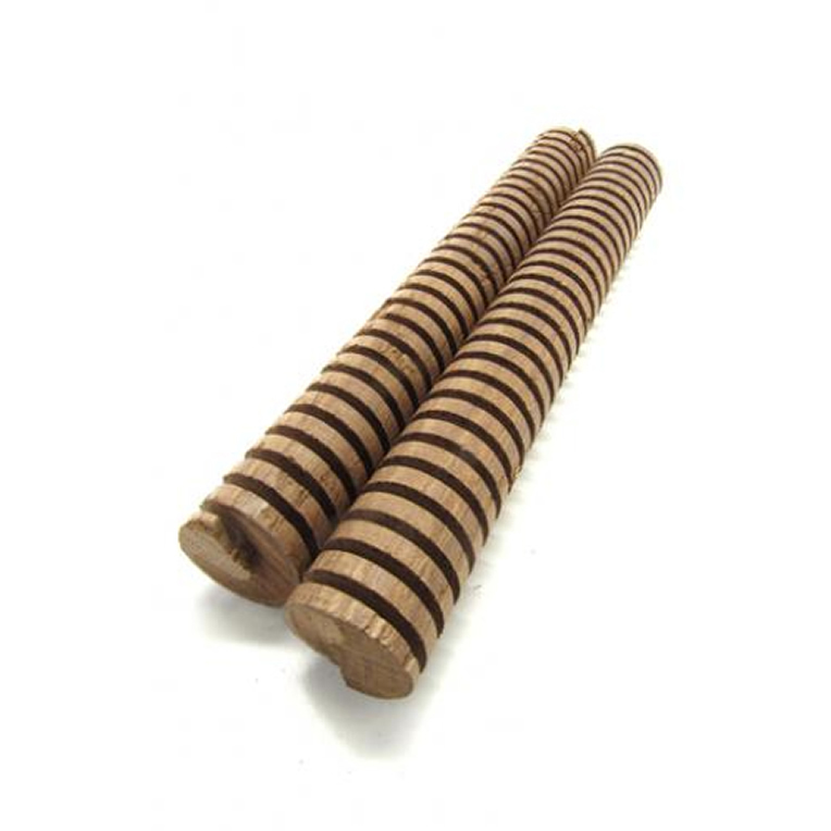 OAK SPIRAL -French Heavy Toast (Set of 2)