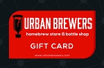 Urban Brewers Gift Card