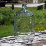 Standard 3 Gallon Glass Carboy