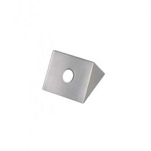 Stainless Steel 1-Hole Under Bar Bracket