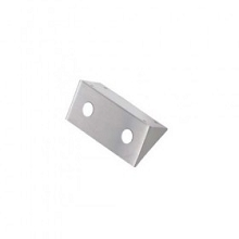 Stainless Steel 2-Hole Under Bar Bracket