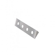 Stainless Steel-4 Hole Under Bar Bracket