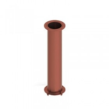 2 Feet Tower Mounting Extension – Brushed Copper