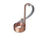 12.5  Compact Copper Immersion Wort Chiller (3/8