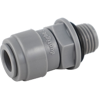 Duotight Push-In Fitting - 8 mm (5/16 in.) x 1/4 in. MPT
