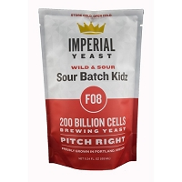 F08 Sour Batch Kidz - Imperial Organic Yeast