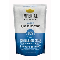 L05 Cablecar- Imperial Organic Yeast