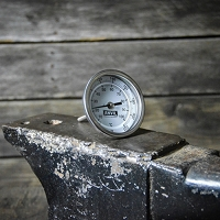 Anvil Thermometer - NPT