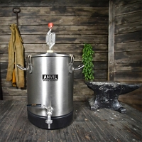 Anvil Stainless Steel Bucket Fermenter (4 Gallons)