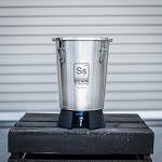 3.5 Gallon Brew Bucket Mini Fermenter