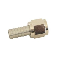Swivel Nut and Barb 5/16